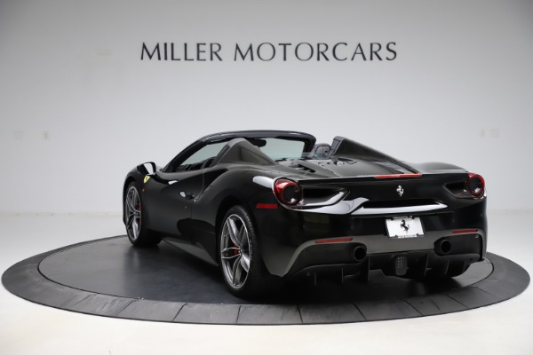 Used 2017 Ferrari 488 Spider for sale $276,900 at Maserati of Westport in Westport CT 06880 5