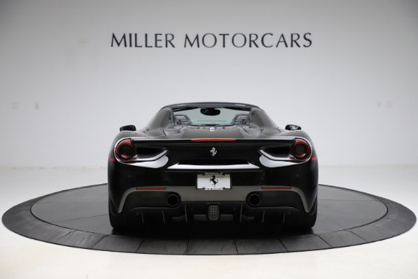 Used 2017 Ferrari 488 Spider for sale $276,900 at Maserati of Westport in Westport CT 06880 6