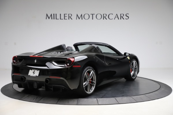 Used 2017 Ferrari 488 Spider for sale $276,900 at Maserati of Westport in Westport CT 06880 7