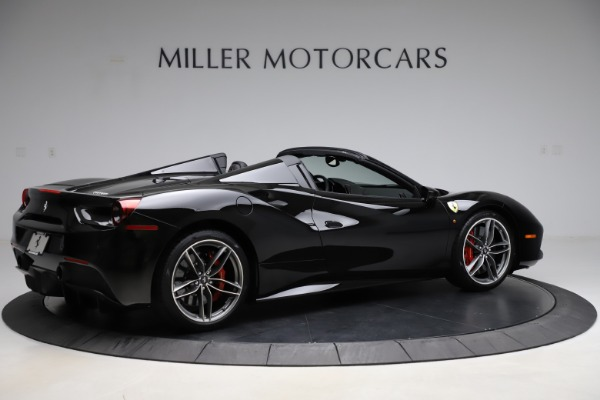 Used 2017 Ferrari 488 Spider for sale $276,900 at Maserati of Westport in Westport CT 06880 8