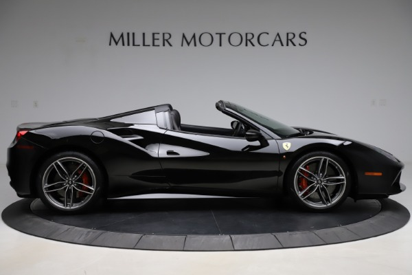 Used 2017 Ferrari 488 Spider for sale $276,900 at Maserati of Westport in Westport CT 06880 9