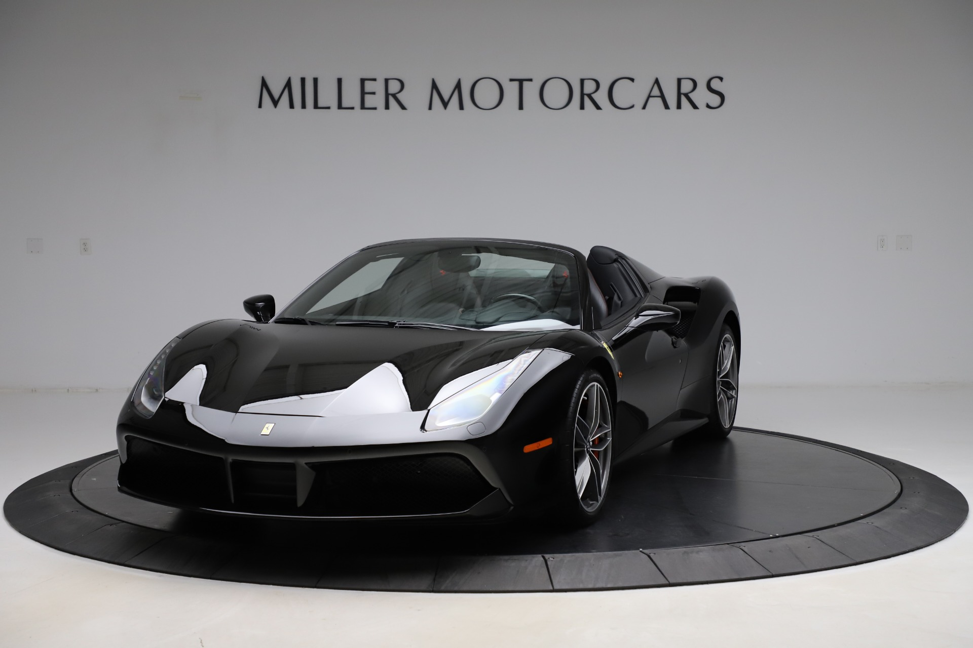 Used 2017 Ferrari 488 Spider for sale $276,900 at Maserati of Westport in Westport CT 06880 1