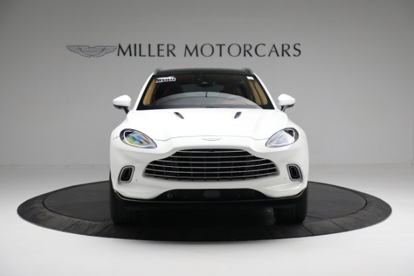 New 2021 Aston Martin DBX for sale $211,636 at Maserati of Westport in Westport CT 06880 11