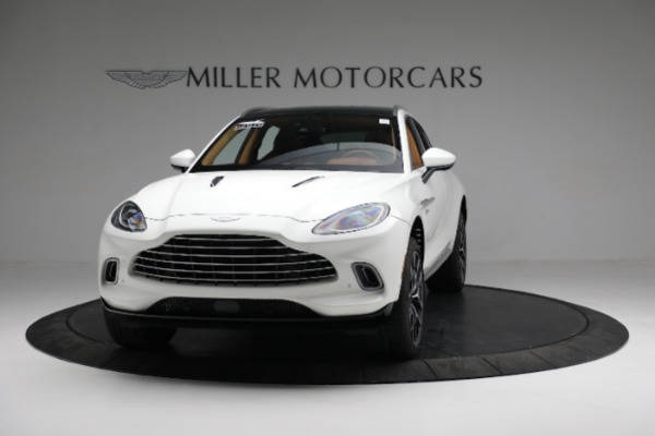 New 2021 Aston Martin DBX for sale $211,636 at Maserati of Westport in Westport CT 06880 12