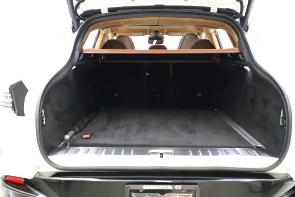 New 2021 Aston Martin DBX for sale $211,636 at Maserati of Westport in Westport CT 06880 26