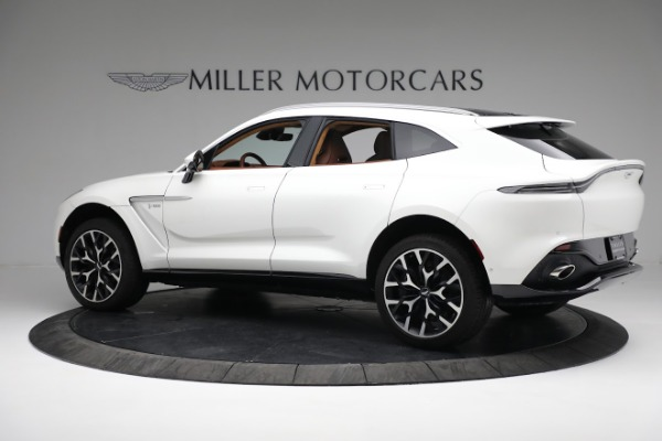 New 2021 Aston Martin DBX for sale $211,636 at Maserati of Westport in Westport CT 06880 3