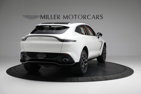 New 2021 Aston Martin DBX for sale $211,636 at Maserati of Westport in Westport CT 06880 6