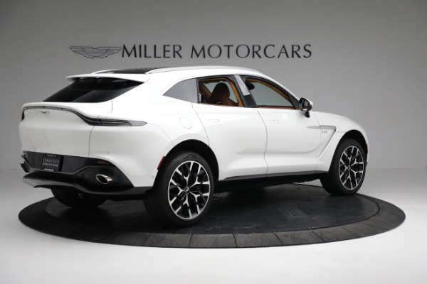 New 2021 Aston Martin DBX for sale $211,636 at Maserati of Westport in Westport CT 06880 7