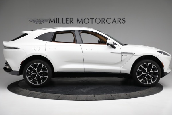 New 2021 Aston Martin DBX for sale $211,636 at Maserati of Westport in Westport CT 06880 8
