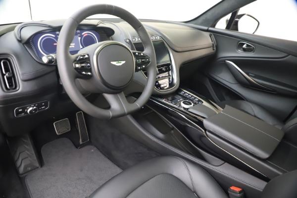 New 2021 Aston Martin DBX SUV for sale $194,486 at Maserati of Westport in Westport CT 06880 11