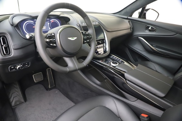 New 2021 Aston Martin DBX for sale $194,486 at Maserati of Westport in Westport CT 06880 11