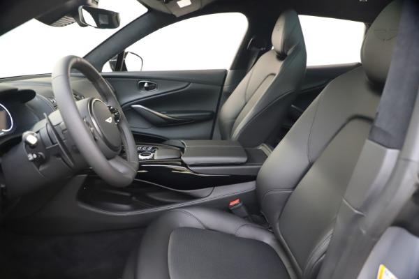 New 2021 Aston Martin DBX SUV for sale $194,486 at Maserati of Westport in Westport CT 06880 12