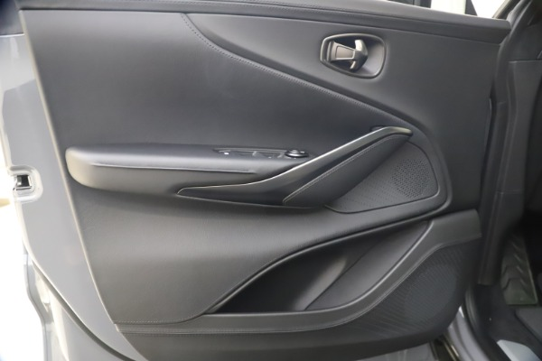 New 2021 Aston Martin DBX SUV for sale $194,486 at Maserati of Westport in Westport CT 06880 14