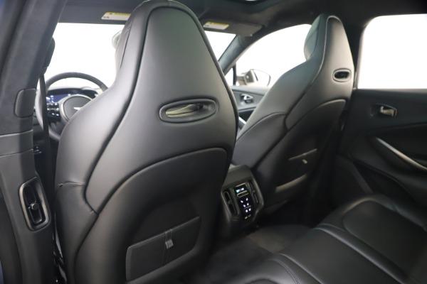 New 2021 Aston Martin DBX SUV for sale $194,486 at Maserati of Westport in Westport CT 06880 17