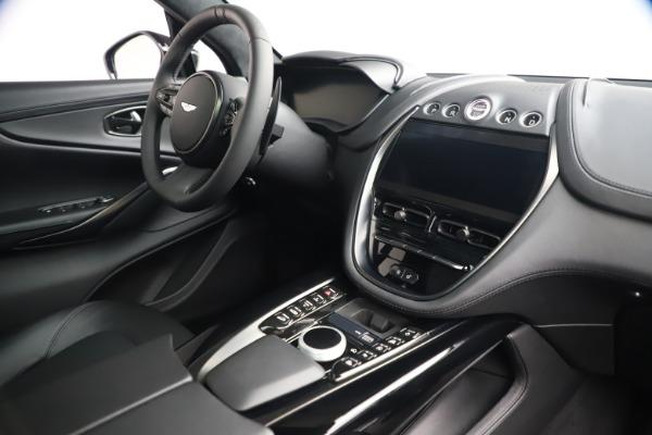 New 2021 Aston Martin DBX SUV for sale $194,486 at Maserati of Westport in Westport CT 06880 18
