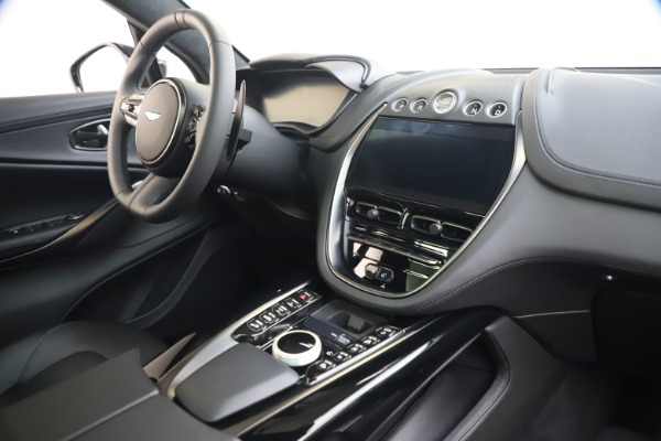 New 2021 Aston Martin DBX SUV for sale $194,486 at Maserati of Westport in Westport CT 06880 19