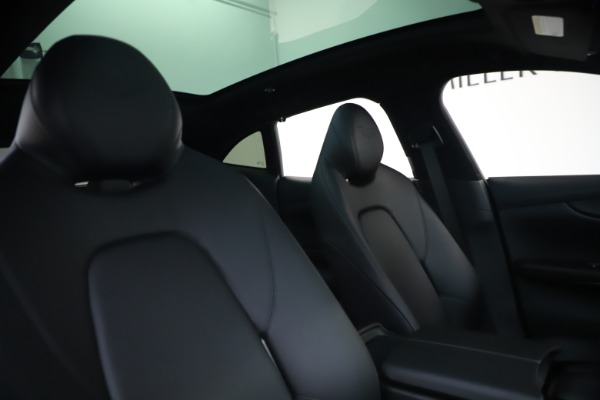 New 2021 Aston Martin DBX for sale Sold at Maserati of Westport in Westport CT 06880 20