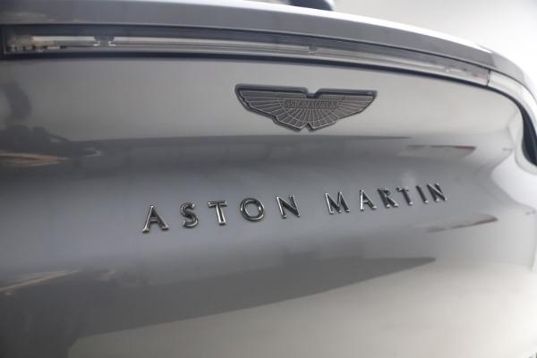 New 2021 Aston Martin DBX SUV for sale $194,486 at Maserati of Westport in Westport CT 06880 22