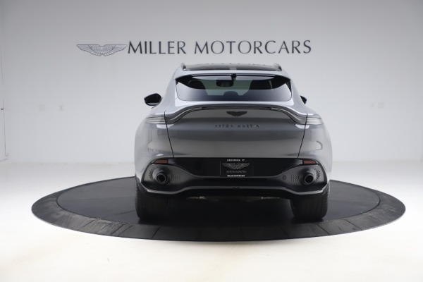 New 2021 Aston Martin DBX SUV for sale $194,486 at Maserati of Westport in Westport CT 06880 5