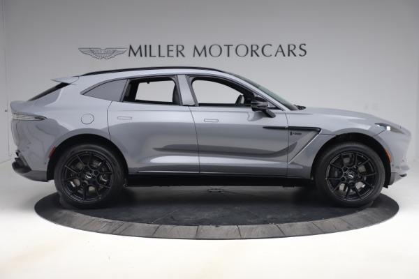 New 2021 Aston Martin DBX SUV for sale $194,486 at Maserati of Westport in Westport CT 06880 6