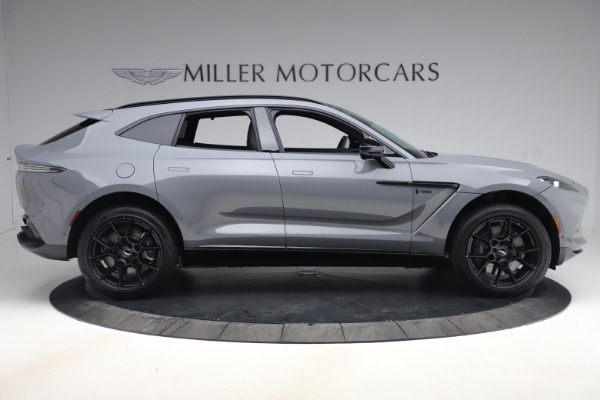 New 2021 Aston Martin DBX for sale $194,486 at Maserati of Westport in Westport CT 06880 6