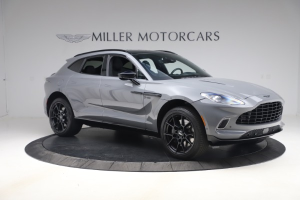 New 2021 Aston Martin DBX for sale $194,486 at Maserati of Westport in Westport CT 06880 7