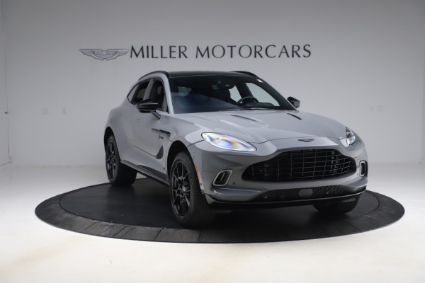 New 2021 Aston Martin DBX for sale $194,486 at Maserati of Westport in Westport CT 06880 8