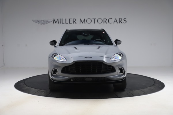 New 2021 Aston Martin DBX for sale $194,486 at Maserati of Westport in Westport CT 06880 9