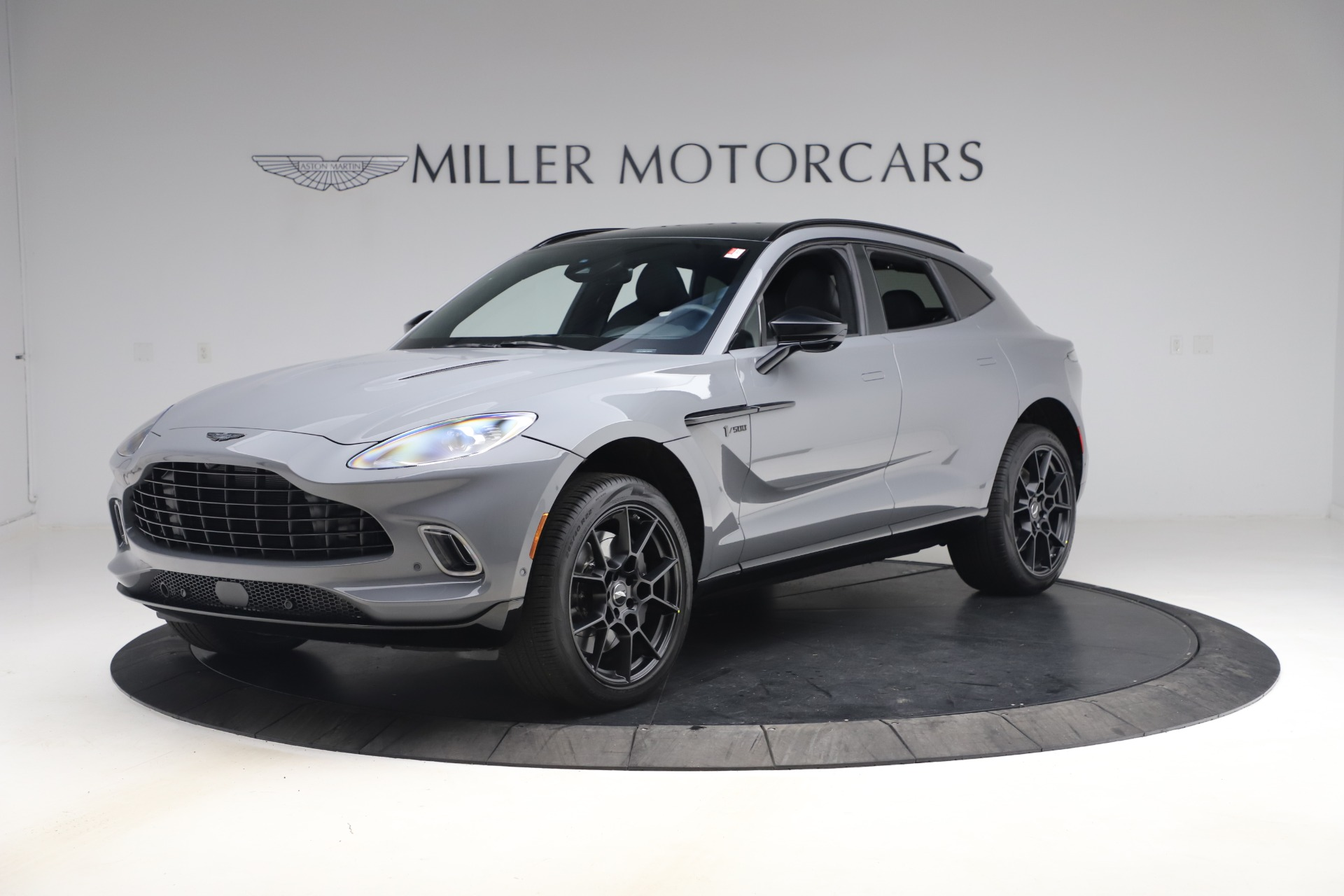 New 2021 Aston Martin DBX for sale $194,486 at Maserati of Westport in Westport CT 06880 1