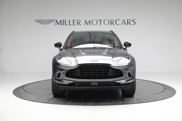 New 2021 Aston Martin DBX for sale $224,886 at Maserati of Westport in Westport CT 06880 11