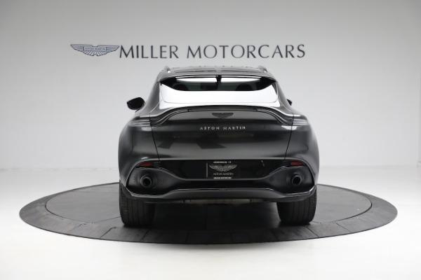 New 2021 Aston Martin DBX for sale $224,886 at Maserati of Westport in Westport CT 06880 5