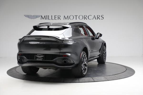 New 2021 Aston Martin DBX for sale $224,886 at Maserati of Westport in Westport CT 06880 6