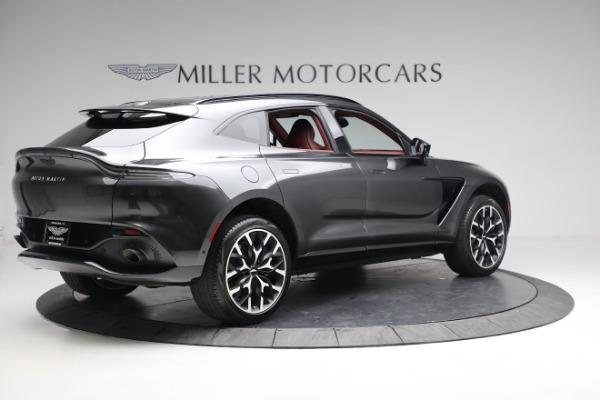 New 2021 Aston Martin DBX for sale $224,886 at Maserati of Westport in Westport CT 06880 7