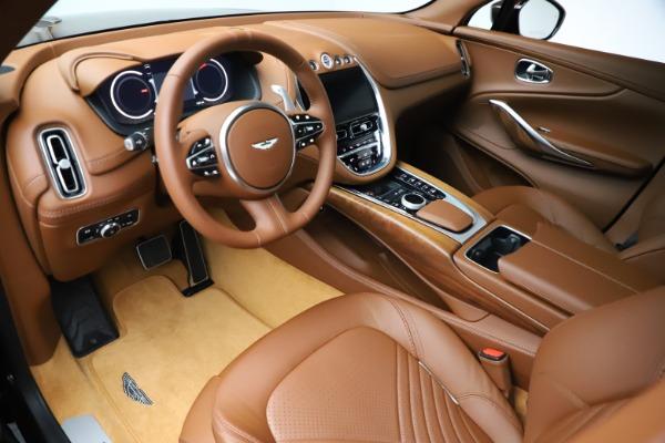 New 2021 Aston Martin DBX for sale $226,836 at Maserati of Westport in Westport CT 06880 13
