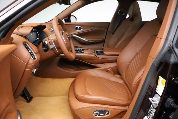 New 2021 Aston Martin DBX for sale $226,836 at Maserati of Westport in Westport CT 06880 14