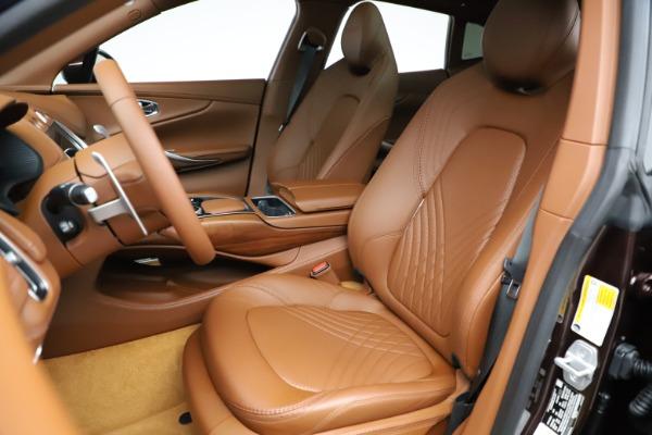New 2021 Aston Martin DBX for sale $226,836 at Maserati of Westport in Westport CT 06880 15