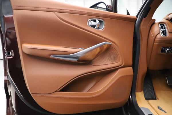 New 2021 Aston Martin DBX for sale $226,836 at Maserati of Westport in Westport CT 06880 16