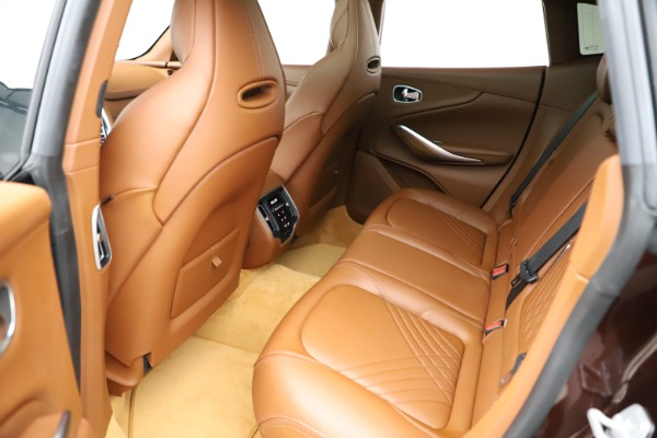 New 2021 Aston Martin DBX for sale $226,836 at Maserati of Westport in Westport CT 06880 19