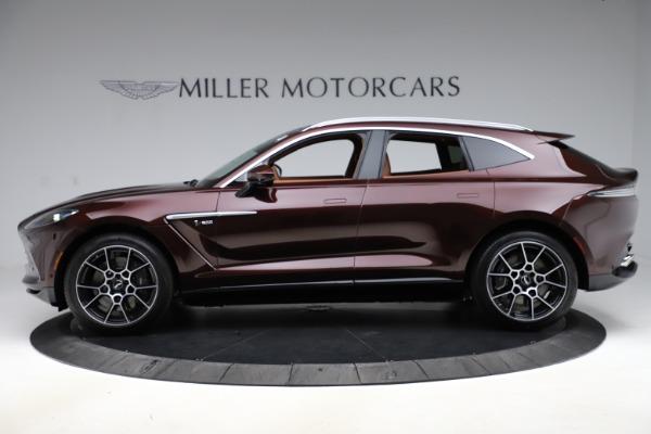 New 2021 Aston Martin DBX for sale $226,836 at Maserati of Westport in Westport CT 06880 2