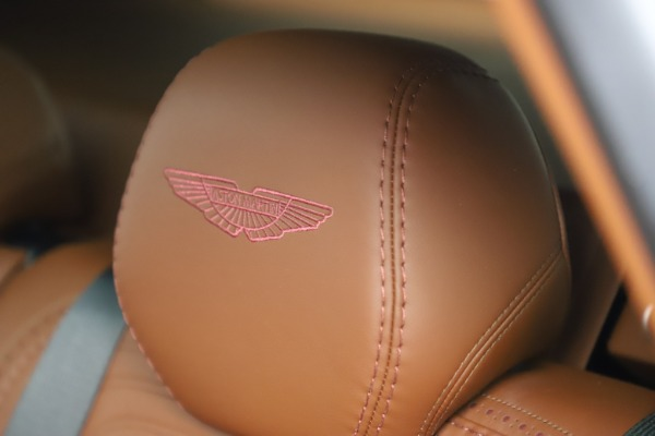 New 2021 Aston Martin DBX for sale $226,836 at Maserati of Westport in Westport CT 06880 21