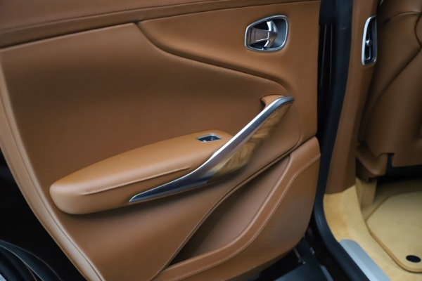 New 2021 Aston Martin DBX for sale $226,836 at Maserati of Westport in Westport CT 06880 22