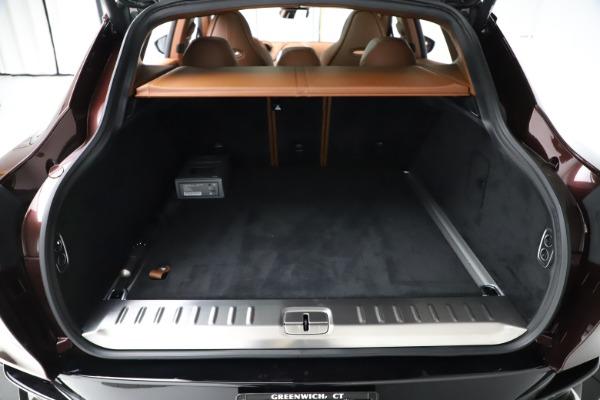 New 2021 Aston Martin DBX for sale $226,836 at Maserati of Westport in Westport CT 06880 23