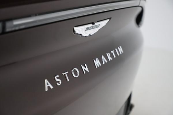 New 2021 Aston Martin DBX for sale $226,836 at Maserati of Westport in Westport CT 06880 24