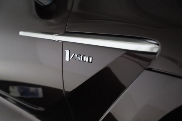 New 2021 Aston Martin DBX for sale $226,836 at Maserati of Westport in Westport CT 06880 25
