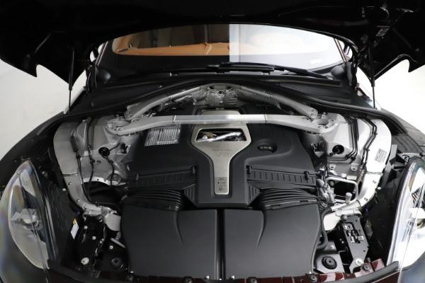 New 2021 Aston Martin DBX for sale $226,836 at Maserati of Westport in Westport CT 06880 26