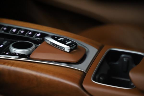 New 2021 Aston Martin DBX for sale $226,836 at Maserati of Westport in Westport CT 06880 27