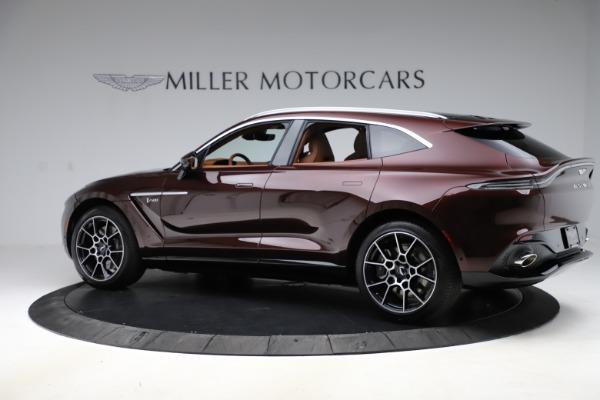 New 2021 Aston Martin DBX for sale $226,836 at Maserati of Westport in Westport CT 06880 3