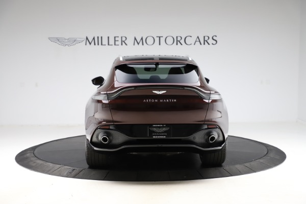 New 2021 Aston Martin DBX for sale $226,836 at Maserati of Westport in Westport CT 06880 5