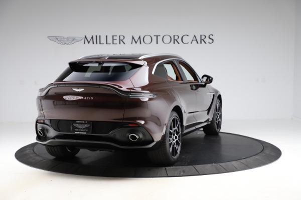 New 2021 Aston Martin DBX for sale $226,836 at Maserati of Westport in Westport CT 06880 6