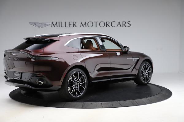 New 2021 Aston Martin DBX for sale $226,836 at Maserati of Westport in Westport CT 06880 7